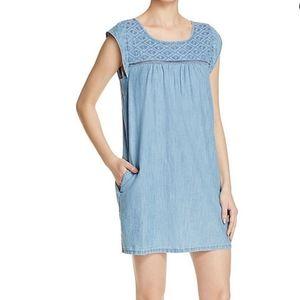 Soft Joie Denim Pocket Dress